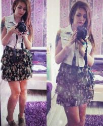 Dress collage by AlexisSweet