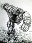 Juggernaut by Xpendable