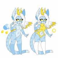 Tiger Dragon AUCTION (OPEN) (Price Lowered Again) by Eclipsethecat4