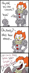 Just another clown fan by Twime777