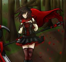 RWBY-Wandering by moonshadow122