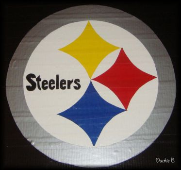 Steelers Logo by DuckTapeBandit