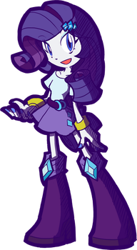 EqG Rarity by rvceric