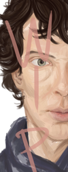 Sherlock by xLavenderKisses