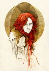 Ygritte by elia-illustration