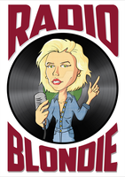Radio Blondie Poster by winnetouch