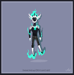 Flaming Imp [CLOSED] by Immonia