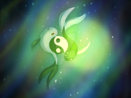 Yin And Yang by SolarXolverite