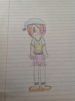 My attempt at drawing cartoons by xXEmilyunoXx