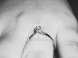 My engagement ring by nover