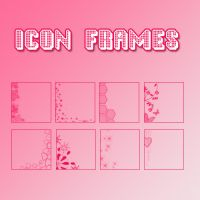 Icon Frame Brushes by KrisPS