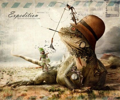 Expedition by YBsilon