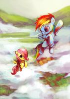 Let's go on an adventure! by amy30535