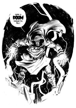 DOOM by JeffStokely