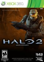 Halo 2: Anniversary by DANYVADERDAY