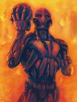 The Wrath of Ultron by MatthewRabalais