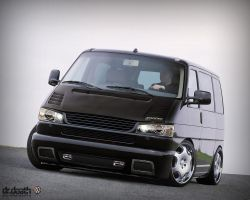 VW T4 Caravelle by erco90
