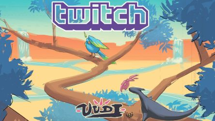 Twitch banner by Ross-A-Campbell