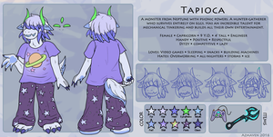 Tapioca Reference by Sanguynn
