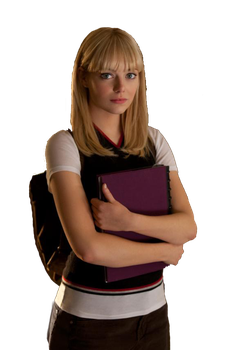 Emma Stone Gwen Stacy by BLACKrangers123
