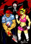 grim adventures of billy and mandy grown up! by officialMARKJAYSON