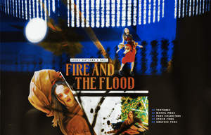 RESOURCE PACK 05 | Fire and the Flood by herrondale