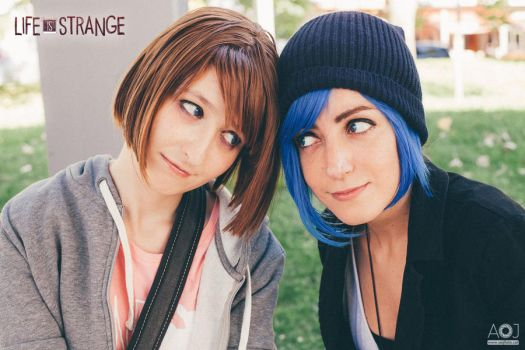 Remember old times... Life Is Strange by MarisaArtist
