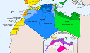 Alternate History Maghreb by LoreC10