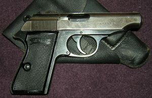 WWII Walther PP 22.cal by vonmeer