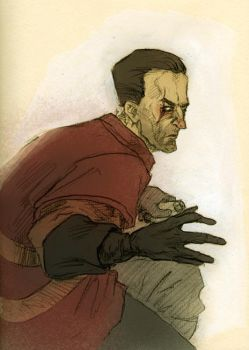 Daud by MadLittleClown