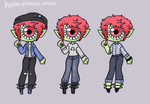 [outfit set] - DestroyedChildhood [1/2] by hello-planet-chan