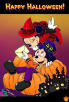 Happy Halloween 2011 by hat-M84