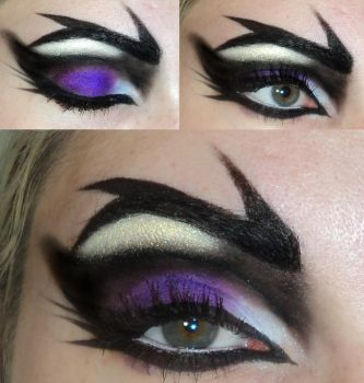 Maleficent inspired, maybe? by DesireeFFaria