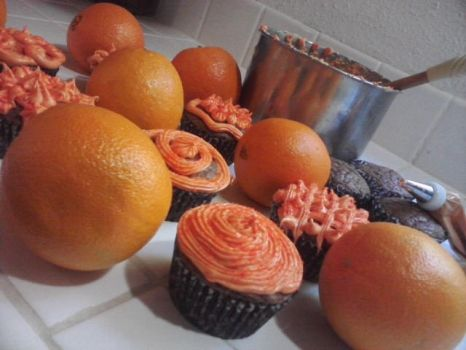 Cakes and Oranges by GWV1234