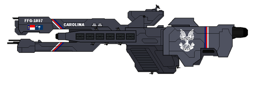 UNSC Carolina by EyeInTheSky118