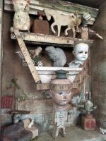 Assemblage: Ruminations 2 by bugatha1