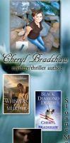 Author Facebook Profile Banner by Dafeenah