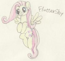 Flutter Shy by coconuts777
