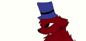 Hat....I hate hats by FlameBerryTheWolf