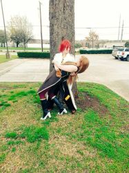 Luke and Tear Tales of the Abyss cosplay by Kuraishi-Kit