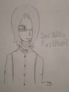 Seishiro Doodle by Thestar78956