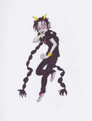 Meenah Peixes by A-Dance-In-The-Rain