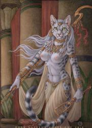 Bastet by darknatasha