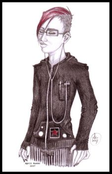 GenderQueer by jenisis
