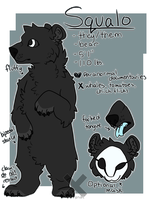 [c] kitchenbear by spiderliings
