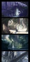 Color Comps by MeckanicalMind