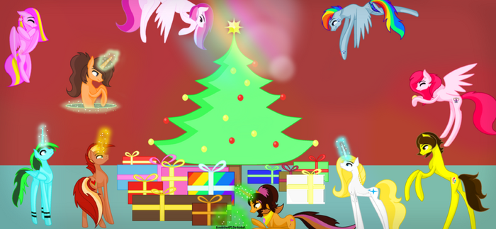 Marry Christmas Part 2 and Birthday! by RoseimireMP3