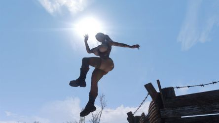 FO4 / Jump by SkyrimMasterrace