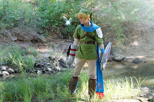 Hyrule Warriors - Link Cosplay II by NipahCos