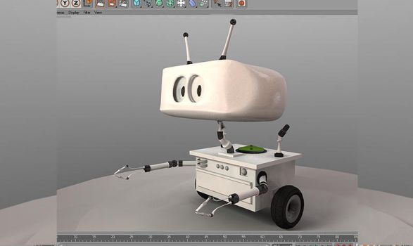 Robot wip 3 by lethalwire